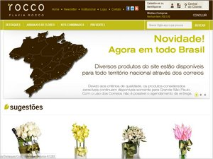 Cupom roccoflores