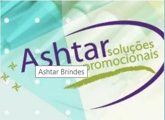 Cupom Ashtar Brindes