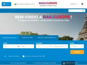 Cupom Rail Europe